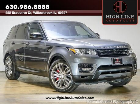 2016_Land Rover_Range Rover Sport_V8_ Willowbrook IL