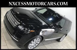 Land Rover Range Rover Supercharged 1 OWNER ONLY 22K MILES CLEAN CARFAX 2016