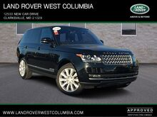2016_Land Rover_Range Rover_Supercharged_ Clarksville MD