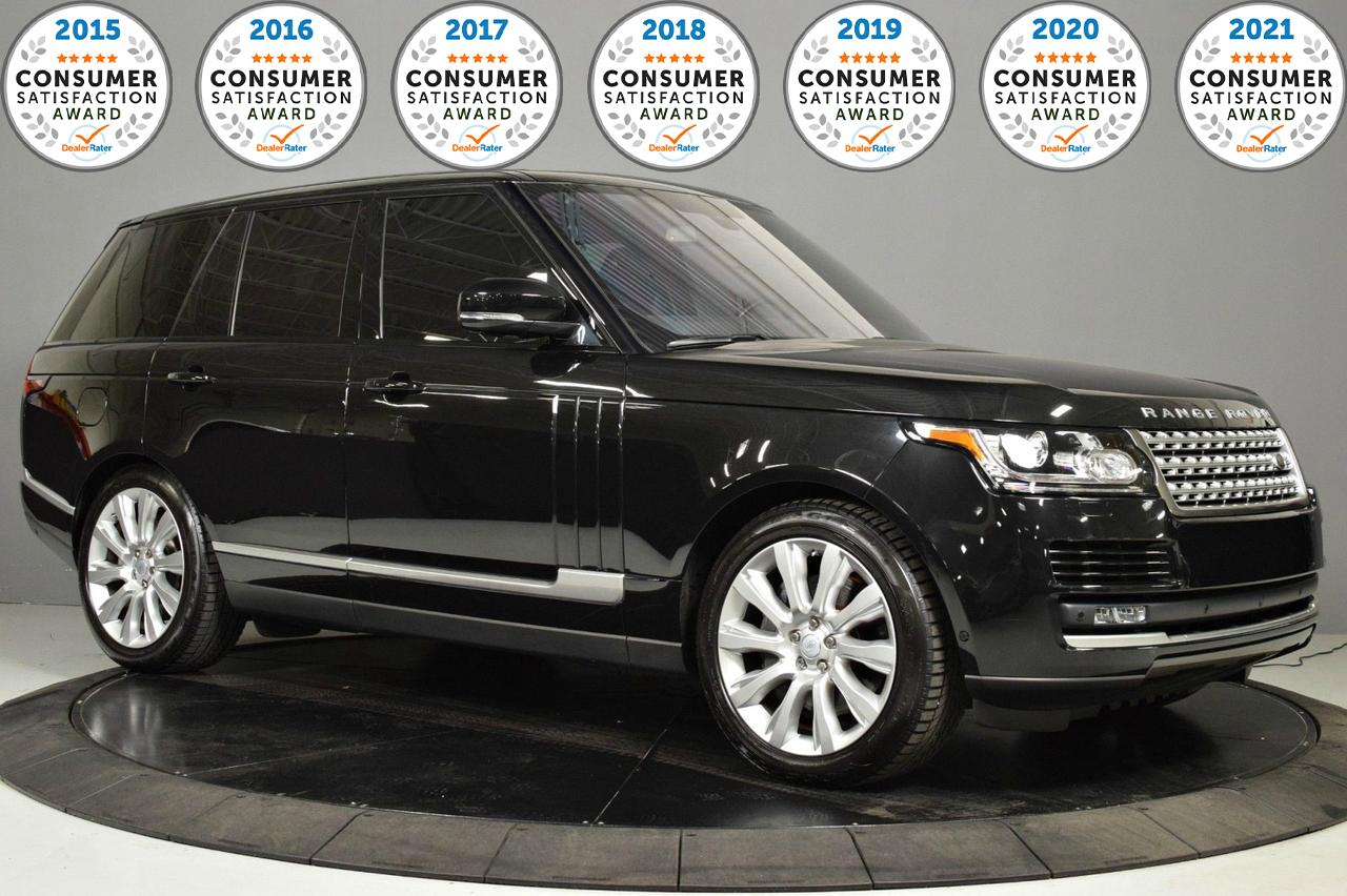 2016 Land Rover Range Rover Supercharged Glendale Heights IL