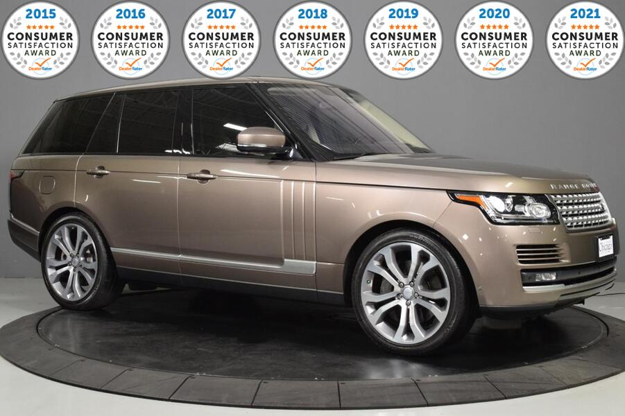 2016_Land Rover_Range Rover_Supercharged_ Glendale Heights IL