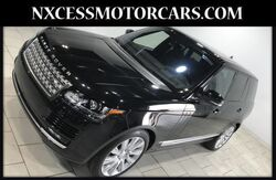 2016_Land Rover_Range Rover_Supercharged V8 PANO ROOF 1 OWNER_ Houston TX