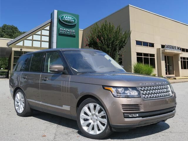 2016 Land Rover Range Rover Supercharged Mills River NC