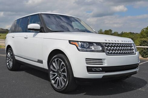 2016_Land Rover_Range Rover_V8 Supercharged_ Fort Worth TX