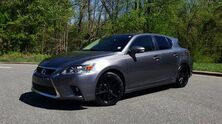 Lexus CT 200h Hybrid / 43mpg / FWD / Back-Up Camera 2016