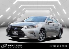 Lexus ES 300h Hybrid Roof Navigation Low Miles Warranty. 2016