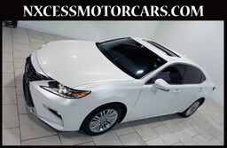 Lexus ES 350 JUST 32K MILES CLEAN CARFAX 1-OWNER. 2016