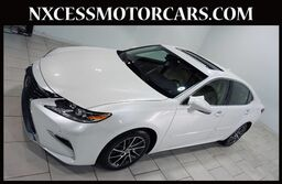 Lexus ES 350 PREMIUM PKG NAVIGATION BSM VENTILATED SEATS 1-OWNER. 2016