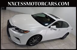 Lexus ES 350 PREMIUM PKG VENTILATED SEATS BSM 1-OWNER. 2016
