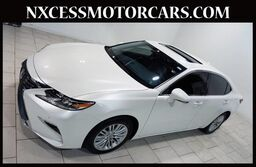 Lexus ES 350 PREMIUM PKG VENTILATED SEATS BSM JUST 20K MILES 1-OWNER. 2016