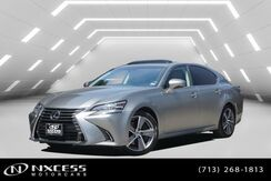 2016_Lexus_GS 350_F Sport Navigation Backup Camera Roof Leather_ Houston TX