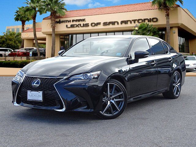 2016 lexus gs 350 f sport san antonio tx 26228422. Black Bedroom Furniture Sets. Home Design Ideas