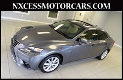2016_Lexus_IS 200t_AUTO XENON ROOF BACK-UP CAM 1-OWNER._ Houston TX