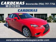 2016_Lexus_IS 200t_Base_ Brownsville TX