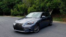 2016_Lexus_IS 200t_F-SPORT / NAV / SUNROOF / BSM / CAMERA_ Charlotte NC