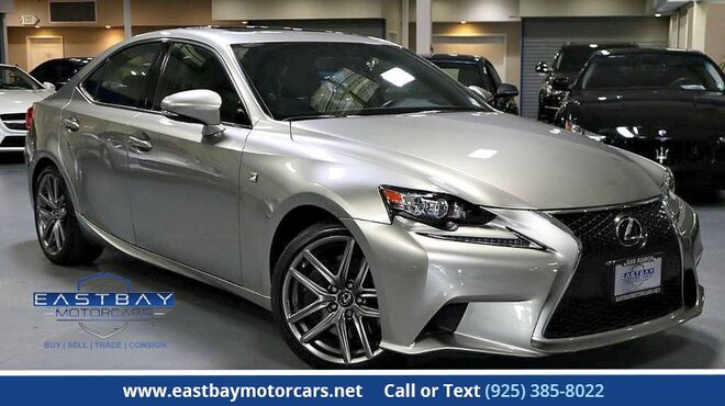 2016_Lexus_IS 200t_F Sport * Blind spot_ San Ramon CA
