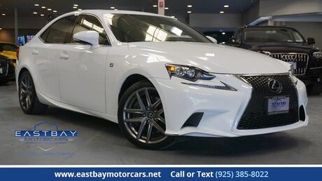 2016 Lexus IS 200t *F Sport San Ramon CA