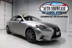 2016_Lexus_IS 300_F Sport AWD_ Carol Stream IL