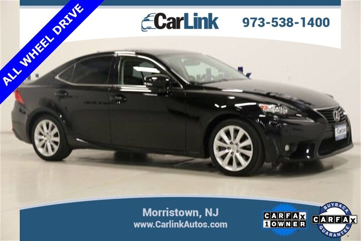 2016 Lexus IS 300 Morristown NJ
