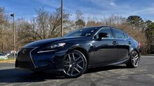 Lexus IS 350 F-SPORT / NAV / SUNROOF / CAMERA / BSM 2016