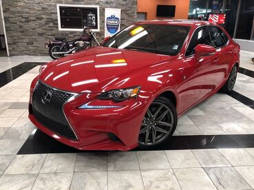 2016_Lexus_IS 350_F-Sport_ Worcester MA