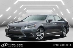 Lexus LS 460 GPS Blind Spot All Option Clean Carfax. 2016
