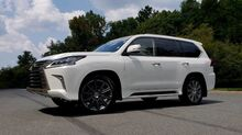 2016_Lexus_LX 570_LUXURY - NAV - HUD - SUNROOF - CAMERA_ Charlotte NC