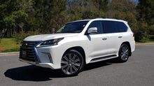 2016_Lexus_LX 570_LUXURY / AWD / NAV / SUNROOF / ENTERTAINMENT / CAMERA_ Charlotte NC