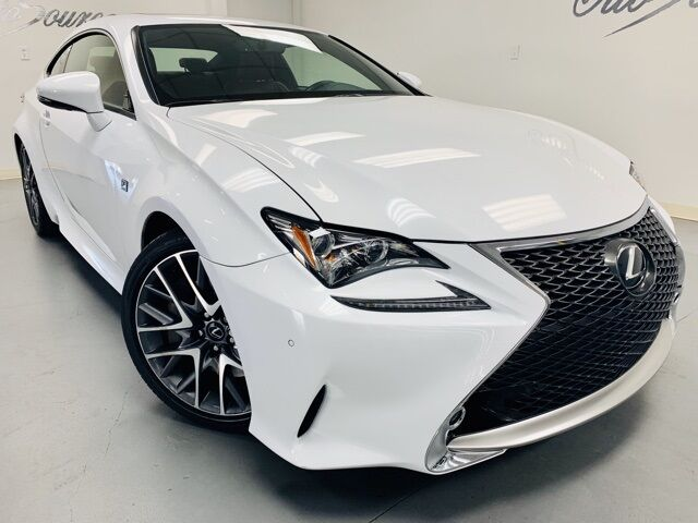 2016 Lexus RC 200t Dallas TX