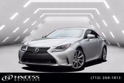 Lexus RC 350 One Owner Roof Leather Navigation Backup Camera. 2016