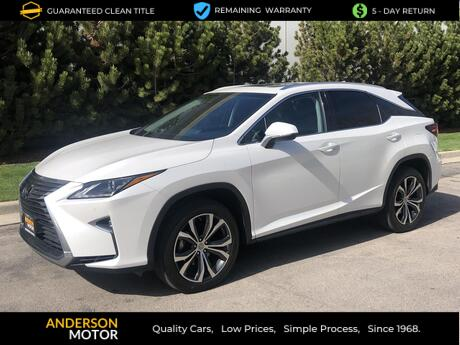 2016 Lexus RX 350 AWD Salt Lake City UT