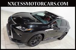 2016_Lexus_RX 350_F Sport AWD BSM Back Up Camera Navigation Roof._ Houston TX