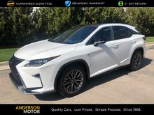 2016_Lexus_RX 350 FSport_AWD_ Salt Lake City UT