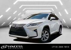 Lexus RX 350 Premium Roof Low Miles Clean Carfax Warranty. 2016