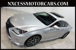 2016_Lexus_Rc350 F-Sport_1 Owner 24k Miles NAV,CAM,ROOF,CLMT STS,BLIND SPOT_ Houston TX
