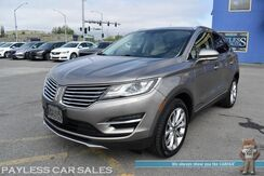 2016_Lincoln_MKC_Select / AWD / 2.0L Ecoboost / Heated Leather Seats / Navigation / Auto Start / Bluetooth / Back Up Camera / Blind Spot Alert / Keyless Entry & Start / Power Liftgate / 1-Owner_ Anchorage AK