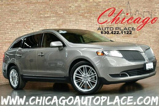2016 Lincoln MKT EcoBoost AWD - 3.5L V6 ENGINE ALL WHEEL DRIVE NAVIGATION BACKUP CAMERA PANO ROOF POWER FOLDING 3RD ROW KEYLESS GO ACTIVE BLINDSPOT Bensenville IL