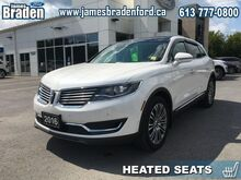 2016_Lincoln_MKX_Reserve - Leather Seats - Cooled Seats_ Kingston ON & Used Specials Kingston ON | James Braden Ford markmcfarlin.com