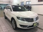 2016 Lincoln MKX Reserve-AWD