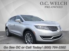 2016_Lincoln_MKX_Reserve_ Hardeeville SC