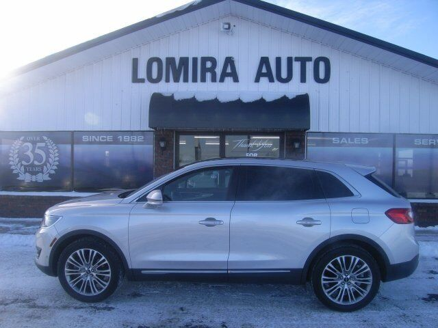 2016 Lincoln MKX Reserve Lomira WI