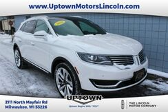 2016_Lincoln_MKX_Reserve_ Milwaukee and Slinger WI