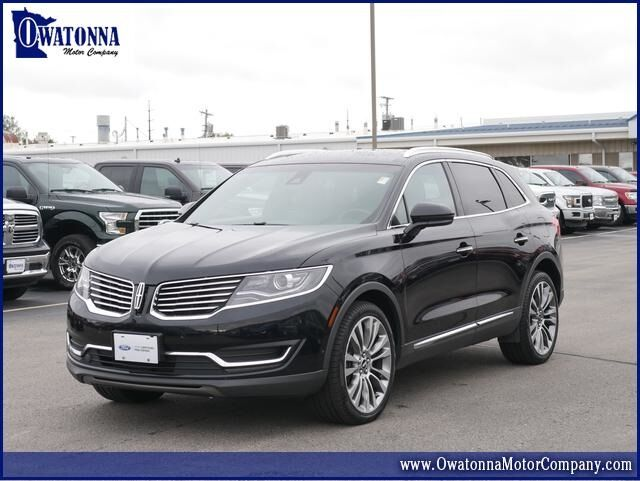 2016 Lincoln Mkt >> 2016 Lincoln Mkx Reserve