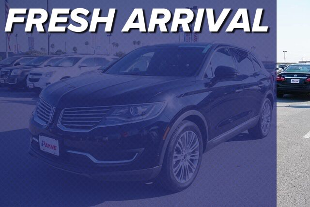 2016 Lincoln MKX Reserve Weslaco TX 25239561