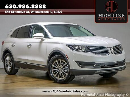 2016_Lincoln_MKX_Select_ Willowbrook IL