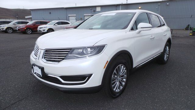 Lovely 2016 Lincoln Mkx Select