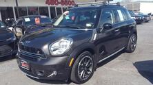 MINI COOPER COUNTRYMAN S ALL4, AUTOCHECK CERTIFIED, NAV, HEATED LEATHER, SUNROOF, BLUETOOTH, ONLY 26K MILES! 2016