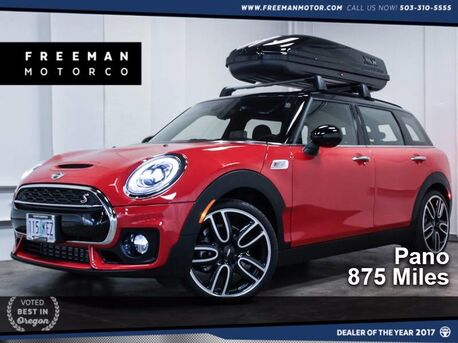 2016_MINI_Cooper Clubman_S JCW Packages Pano Backup Cam_ Portland OR