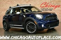 2016_MINI_Cooper Countryman S_ALL4 AWD - 1.6L I4 TURBOCHARGED ENGINE ALL WHEEL DRIVE NAVIGATION BLACK LEATHER HEATED SEATS PANO ROOF XENONS_ Bensenville IL
