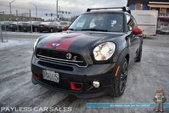 2016_MINI_Cooper Countryman S_ALL4 AWD / Automatic / JCW Pkg / Premium Pkg / Wired Pkg / Media Pkg / Heated Leather Seats / Dual Sunroof / Harman Kardon Speakers / Bluetooth / Keyless Entry & Start / HID Lights_ Anchorage AK